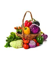 Tienda ecológica comedelahuerta categoría cestas
