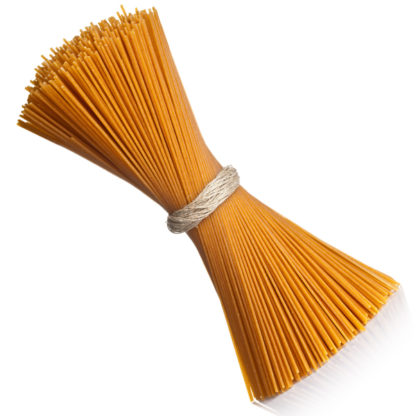 espaguetis-integrales-de-trigo - COME DE LA HUERTA