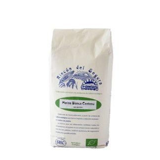 harina blanca de centeno ecológica