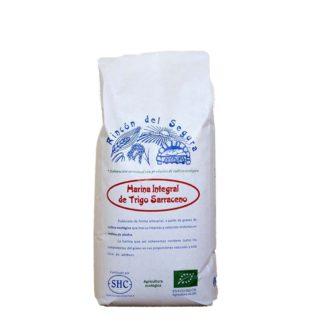 harina integral de trigo sarraceno ecológica