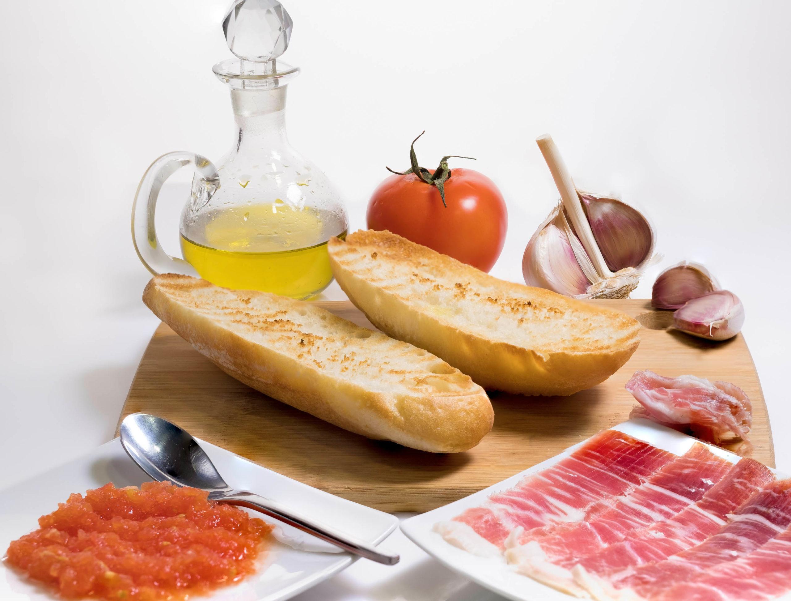 Desayuno ecológico saludable