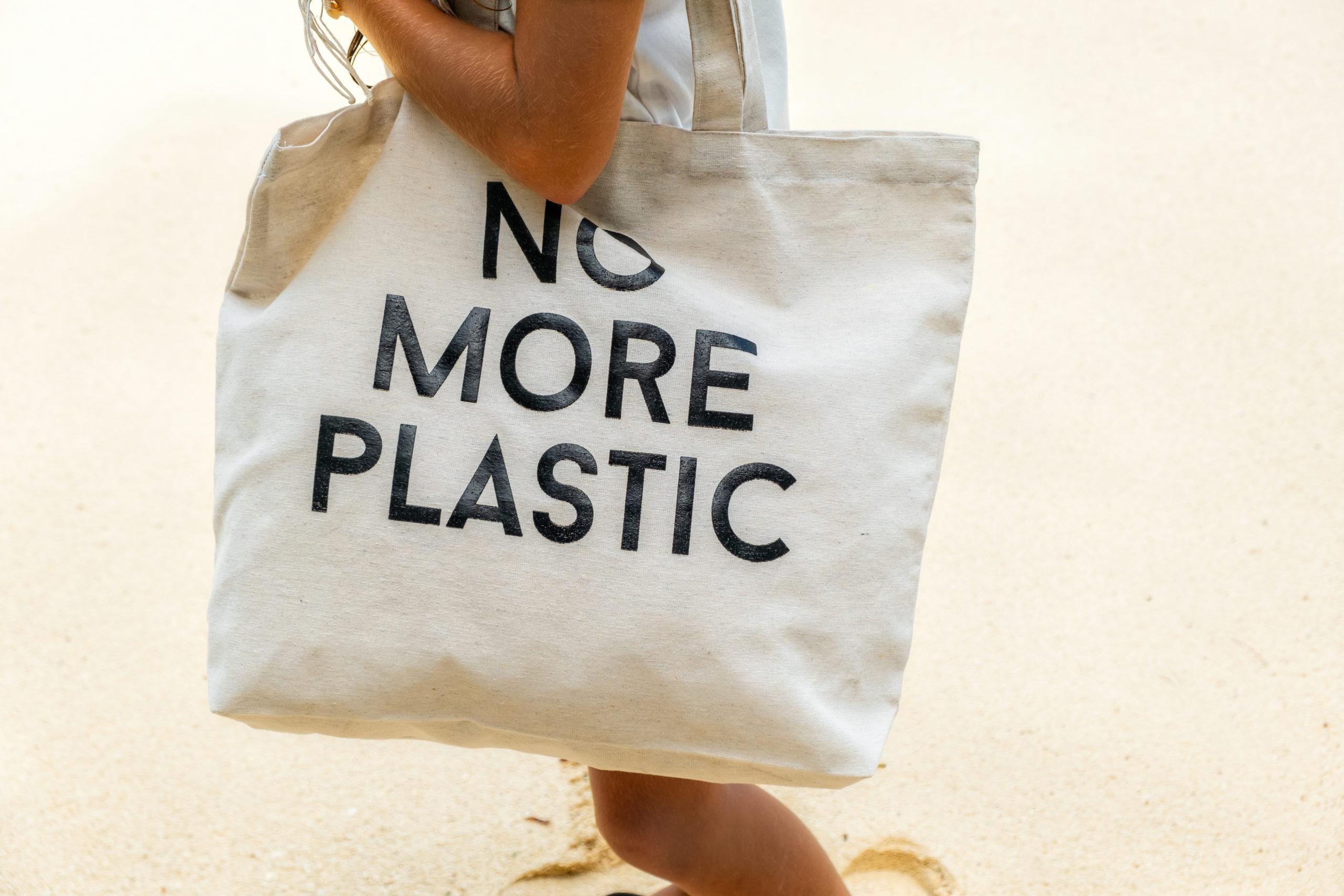 ¿Son mejores las bolsas de plástico, las bolsas de papel o las bolsas de algodón ecológico?
