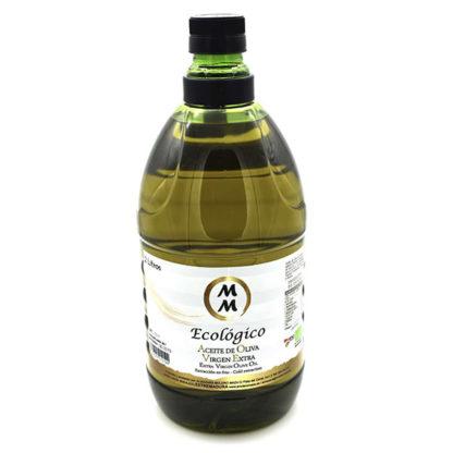 Aceite oliva virgen extra Garrafa 2 litros MM ecológico