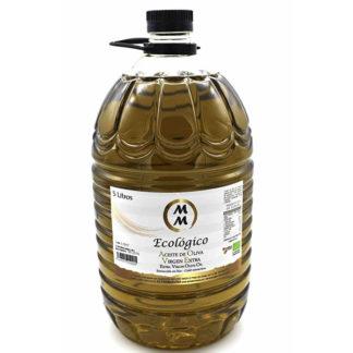 Aceite oliva virgen extra Garrafa 5 litros MM