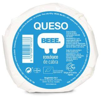queso-cabra-beee-400gr - COMEDELAHUERTA
