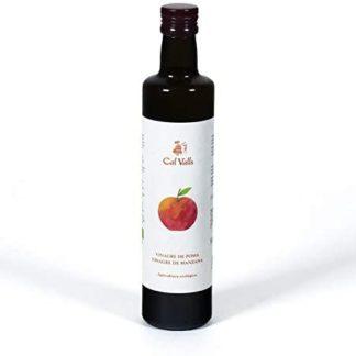 Vinagre de manzana (sin fitrar) 500ml Call Valls