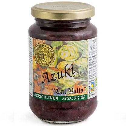 Azuki cocido ECO Cal Valls 290 g