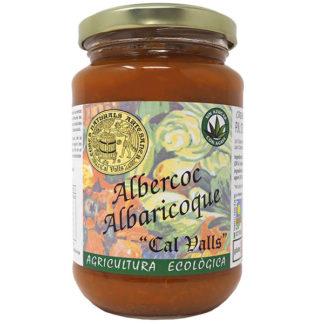 Mermelada albaricoque ECO Cal Valls 375 g
