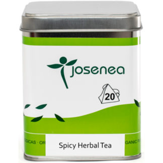 Spicy herbal tea 20 piramides