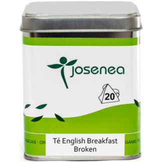 Té English Breakfast Broken 20 piramides