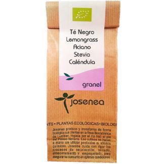 Té Negro Lemongrass Aciano Stevia Caléndula