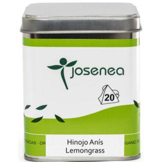 Hinojo, anís lemongrass