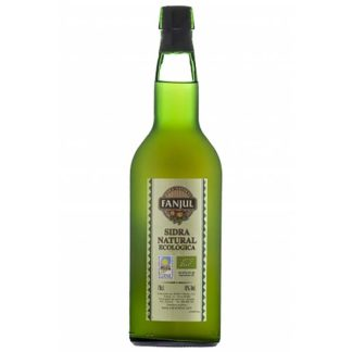 Sidra natural 75 cl Fanjul