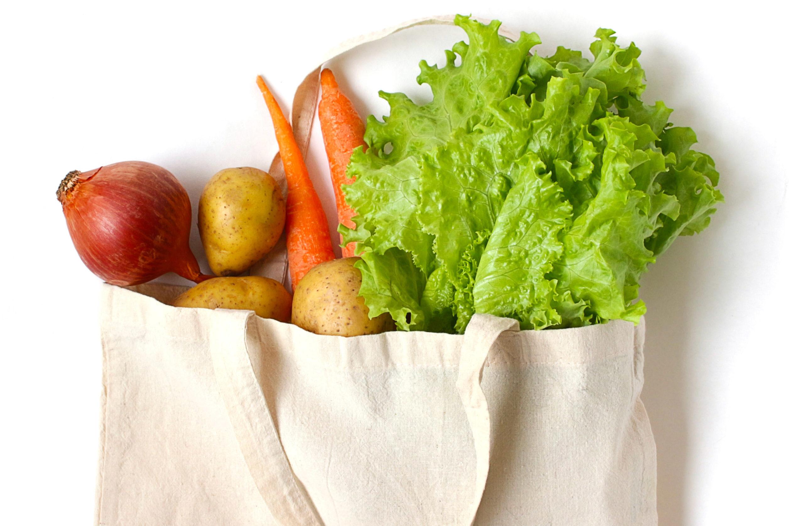 Comprar en un supermercado ecológico online