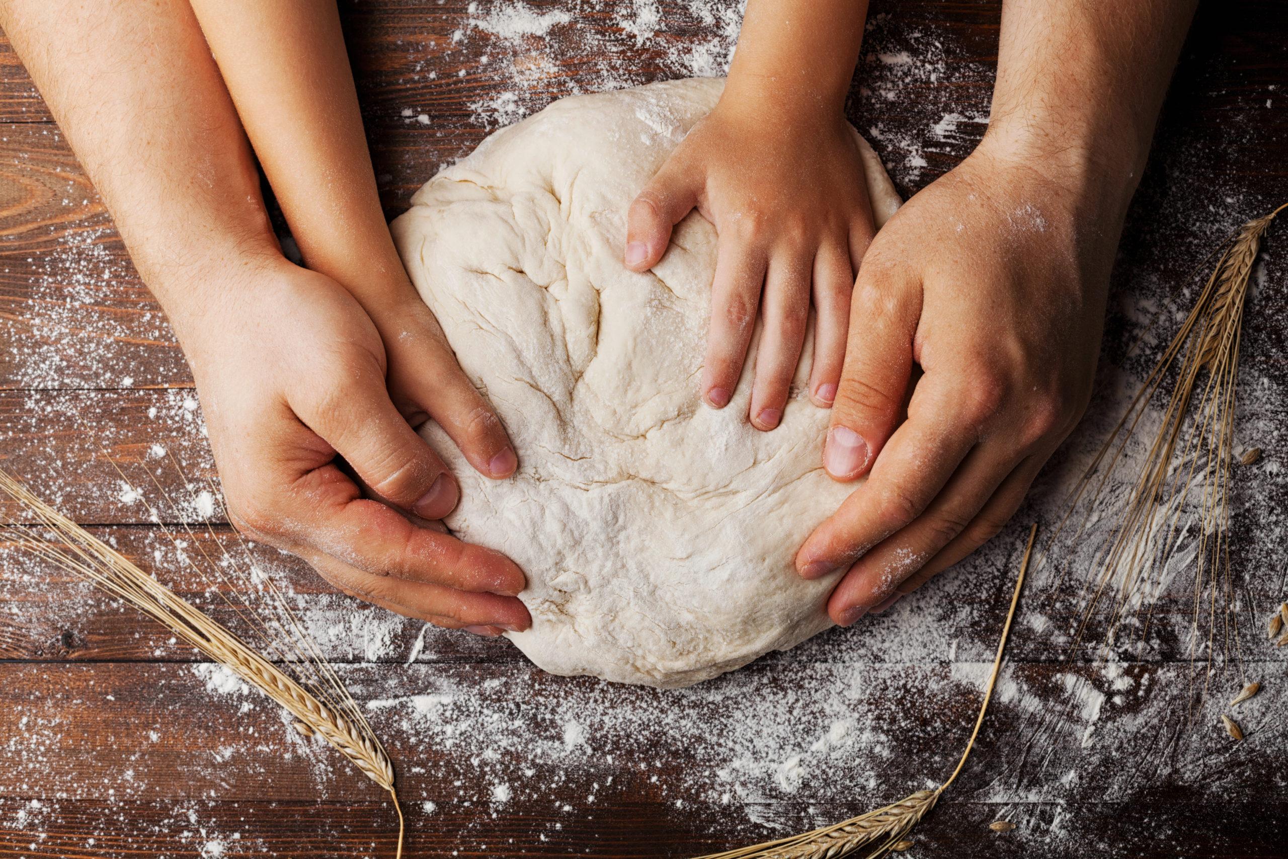 Beneficios del pan ecológico. Pan ecológico o pan industrial.