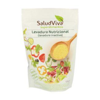 Levadura nutricional 125 gramos Salud Viva