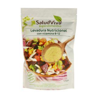 Levadura nutricional con B12 125 gramos Salud Viva