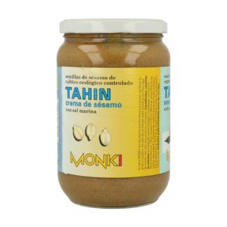 Tahin tostado con sal Monki 650 gramos