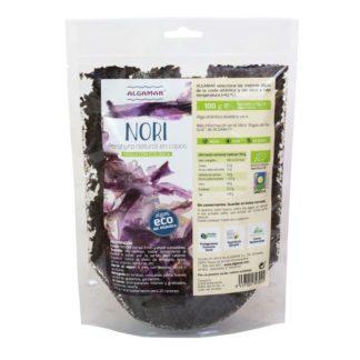 Alga Nori en copos 100 gramos Algamar