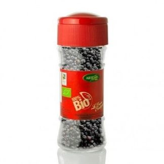 pimienta-negra-con-molinillo-ecologica-artemis-40g - COMEDELAHUERTA