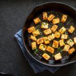 Receta de dados de tofu - COME DE LA HUERTA
