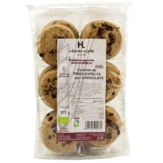 Cookies-de-espelta-choco-eco - COMEDELAHUERTA