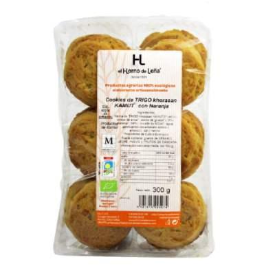 Cookies-de-kamut-naranja - COMEDELAHUERTA