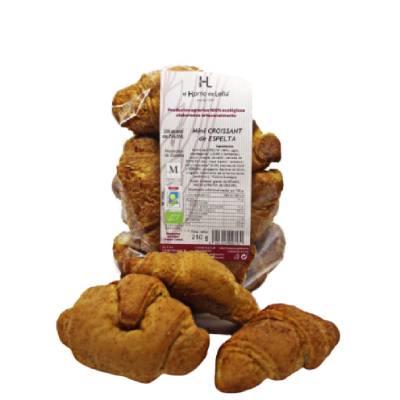 Mini-croissant-de-espelta-con-mantequilla - COMEDELAHUERTA