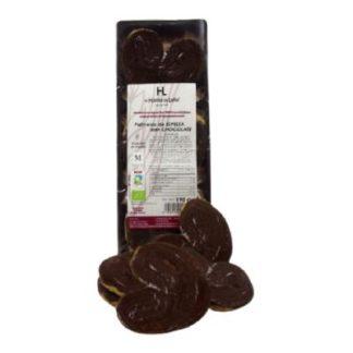 Palmeras-de-espelta-con-chocolate - COMEDELAHUERTA