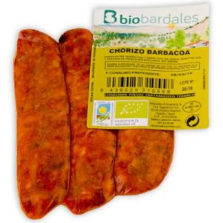 chorizo-barbacoa-bio - COMEDELAHUERTA
