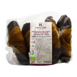 croissants-de-espelta-con-chocolate - COMEDELAHUERTA