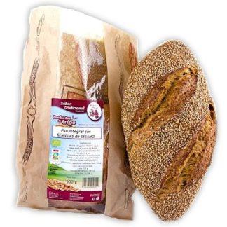 Pan-oval-de-trigo-con-semillas-de-sesamo-integral - COMEDELAHUERTA