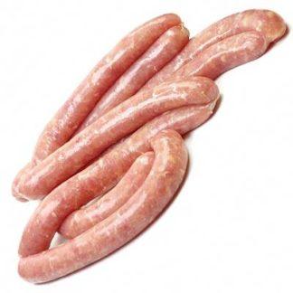 salchichas-de-pollo-ecologicas - COMEDELAHUERTA
