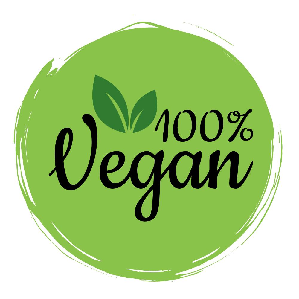 Alimentos veganos saludables y ecológicos.
